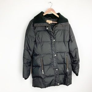 Michael Kors down/waterfowl feather winter jacket